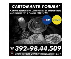 La Cartomanzia e' solo con offerta libera - CARTOMANTE YORUBA'