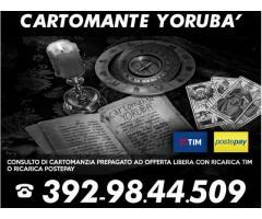 (¯`'•.¸*♫♪( Cartomante Yoruba' )♫♪*¸.•'´¯)