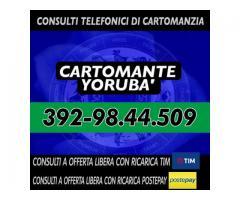 Consulti telefonici Ⓒⓐⓡⓣⓞⓜⓐⓝⓣⓔ Ⓨⓞⓡⓤⓑⓐ'