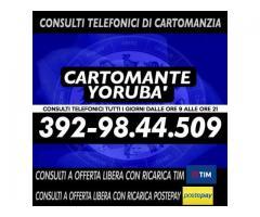 •.¸★¸.••¸★¸.•CARTOMANTE Yoruba' - Consulti telefonici •.¸★¸.••.¸★¸.•
